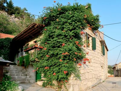 Photo for Vacation home Sonja (OMI500) in Omiš - 4 persons, 3 bedrooms