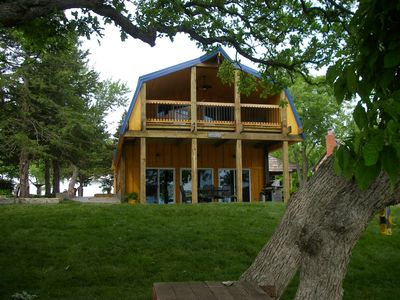 Your Family Vacation at the Lake  - Lake Wabaunsee, in the Flint Hills of Kansas