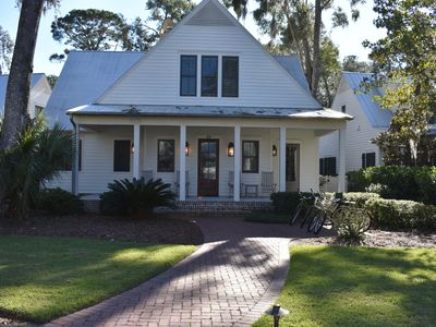 Photo for SOUTHERN CHARM AND HOSPITALITY ABOUND IN THIS PET FRIENDLY WILSON VILLAGE HOME!