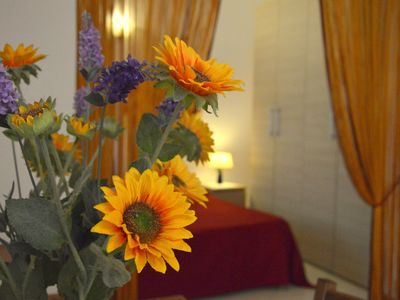 Photo for Large and comfortably studio flat a few steps from the historic centre of Florence