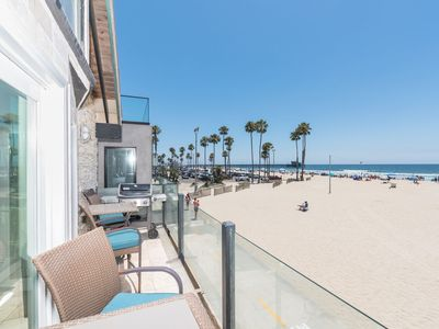 Photo for Newly Listed! Single Family Oceanfront Vacation Home!