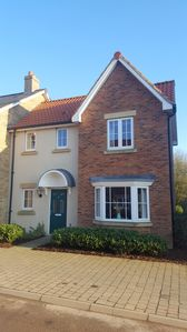 "Photo for Luxury 2 bedroom Cottage located on ""THE BAY"" Holiday Village in Filey"