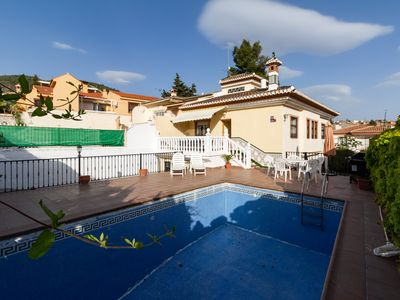 Photo for House with pool, garden and barbecue