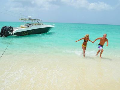 Photo for Great Family villa on the Water Near  Grace Bay - Pool, Kayaks SUMMER SPECIAL!