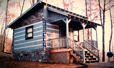 Photo for Stone Mountain North Carolina Waterfall Hideaway...closest to the Park