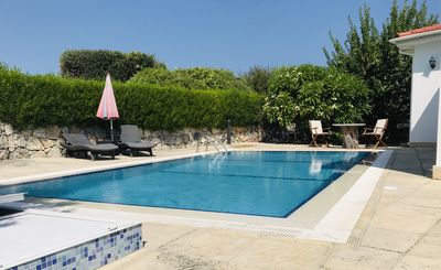 Photo for Villa Kazafana with private pool - mountain/sea view  and WIFI