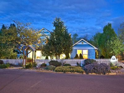 Photo for Blue Moon House ~ Just Five Blocks from OSF!
