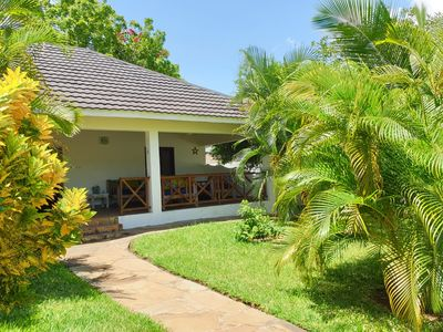 Photo for 2 bedroom fully furnished bungalow JUST for you at the heart of Mombasa Diani.