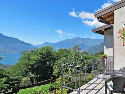Photo for Vacation home Hausteil ohne Pool (GLA425) in Gera Lario - 3 persons, 1 bedrooms