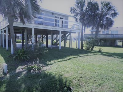 Photo for Beach Side Cottage..One Minute Walk to the Beach