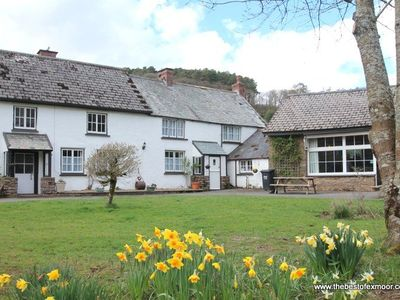 Photo for Riverside Cottage, Malmsmead - Sleeps 4 - Exmoor National Park