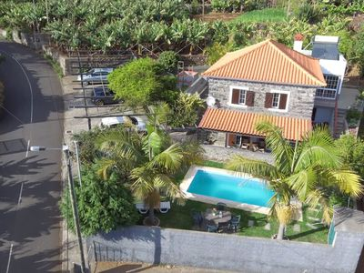Photo for Pombal House with pool and garden
