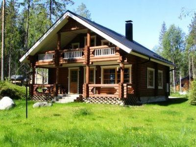 Photo for Vacation home Purnuranta a in Lieksa - 6 persons, 2 bedrooms