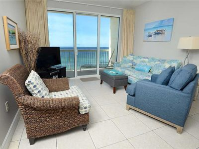 Photo for Celadon Beach Resort 905, 1 Bedroom, Beach Chairs, Hot Tub, WiFi, Sleeps 6