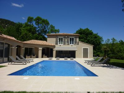 Photo for Breath in Provence , swimming pool, and Aix-en-Provence
