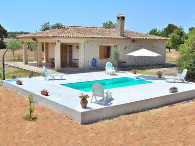 Photo for Son Bernat Villa with swimming pool in the center of the island 137