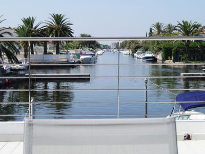 Photo for House empuriabrava in the channels