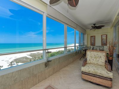 Photo for Stunning Gulf Views From Horizons West #704, a 2B, 2B on Siesta Key