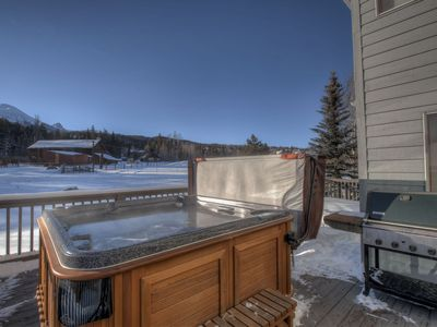 Photo for Bright & Open Silverthorne home w/ Hot Tub & Views