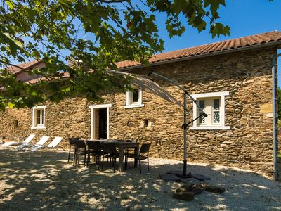Photo for Modern Cottage in Chaleix with Swimming Pool
