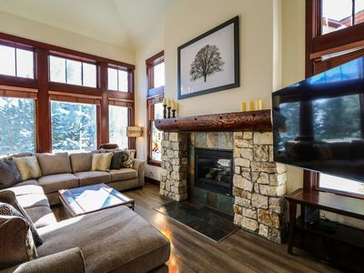 Photo for 5-Star Townhome, Ski-Back Trail from Eagle Lodge, Breathtaking Views!