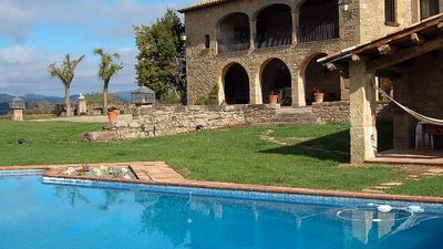 Photo for 5 bedroom Villa, sleeps 14 in Perafita with Pool and WiFi