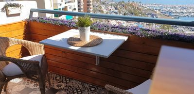 Photo for Studio in Fuengirola with sea views
