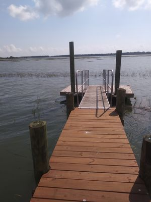 Folly Beach on Water! Book your spring/summer getaway now!