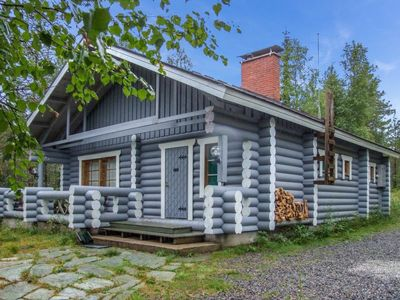 Photo for Vacation home Kujalan lomat 1 in Kuusamo - 8 persons, 2 bedrooms