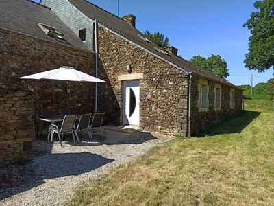 Photo for 2BR House Vacation Rental in Guilliers, Bretagne