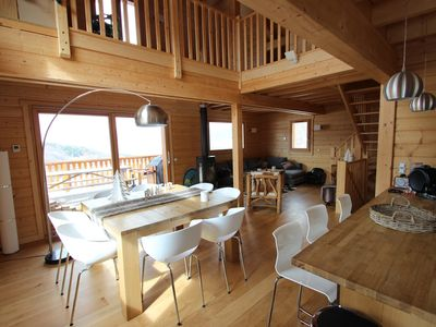 Photo for nature and luxury Chalet