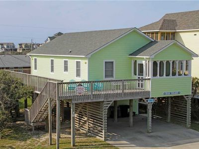 Photo for Oceanside in Buxton- Close to Beach, Linens provided