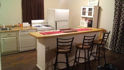 Photo for Studio Apartment Sleeps up to 5. Hunters Special Washer Dryer Kitchen Dishwasher