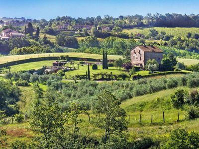 Photo for Vacation home Podere La Leopoldina (MOI183) in Montaione - 5 persons, 2 bedrooms