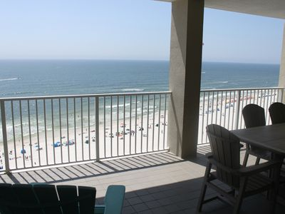 Photo for Luxury Condo with Awesome Beach View!  Master Bath has a walk-in shower