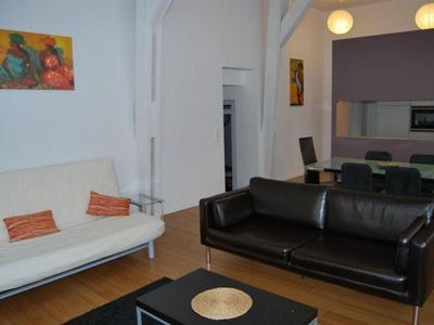Photo for Grand Place III apartment in Brussels Centre with WiFi.