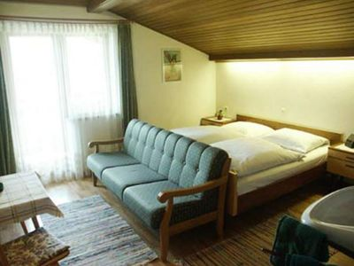 Photo for Triple room with fl. Water - Bed and Breakfast Stubachblick
