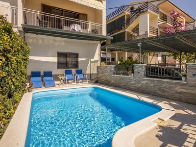 Photo for Holiday home Igor, (13816), Podstrana, Split riviera, Croatia