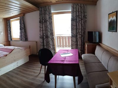"""Photo for Apartment """"Simmering"""" - 2 persons - Pension Alpenhof - Feel-good pension"""
