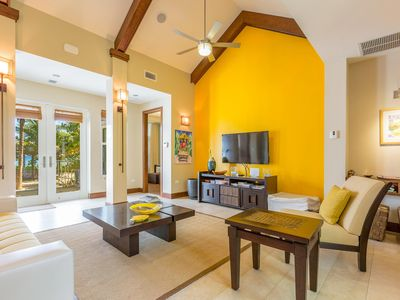 Photo for Mango Cottage: 2-Bedroom Cottage on Oceanfront Micro-Resort 10 mins from Seven Mile Beach
