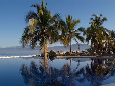 Photo for Beachfront Paradise in Undiscovered Mexico