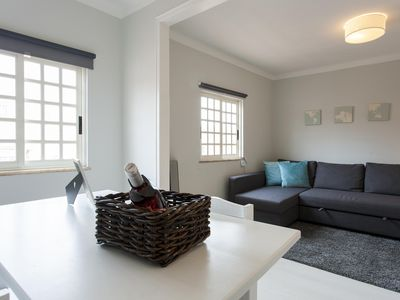 Photo for Mercês Cozy apartment in Santos with WiFi.