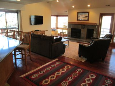 Photo for Large, Bright, Open, Modern, Quiet, Owner Maintained, Walk to Lifts or Old Town