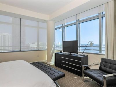 Photo for ★ CONRAD 32ND FLOOR CONDO-RESIDENCES IN BRICKELL BY ROSVAL 2Bedroom @Free Parking