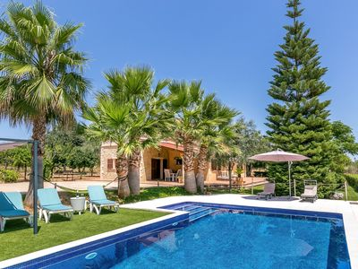 Photo for Finca Ses Pereres (042405) - Country house for 8 people in Biniali