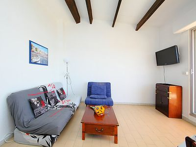 Photo for Apartment Le Mykonos II in Cap d'Agde - 4 persons, 1 bedrooms