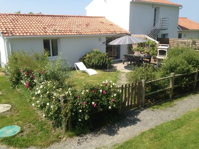 "Photo for Cottage ""La Salicorne"" - Domaine les Rochelles"