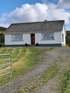 Photo for Elevated Site In Peaceful Donegal, This Bright Cottage Has Fantastic Sea Views.