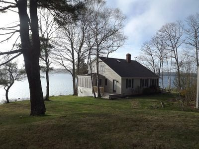 Photo for Waterfront Bungalow with Spectacular Sunsets, Fun For the Whole Family