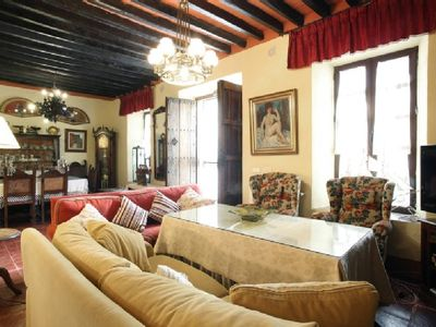 Photo for Self catering Heredad de San Juan for 13 people